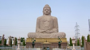 Bodh Gaya Statue