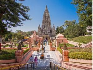 Mahabodhi Temple - Bodh Gaya