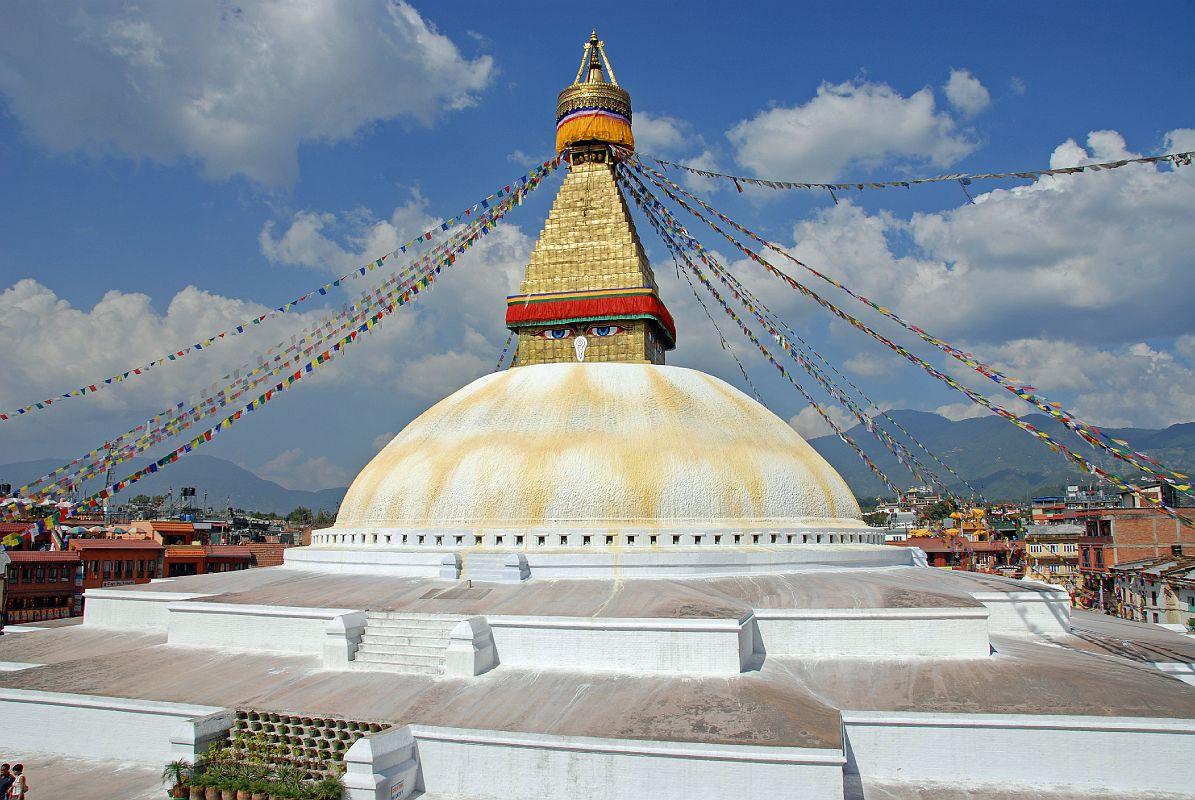 Stupa-Bodnath-Katmandu