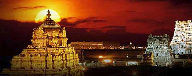 South India Temple tour - Jay Baba Palki